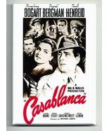 Casablanca movie poster magnet thumbtall