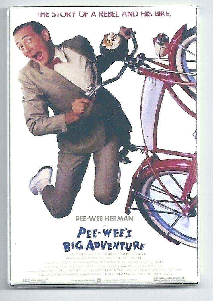 Peewee s big adventure