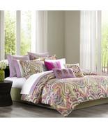 Echo Vineyard Paisley Comforter Set - $399.99+