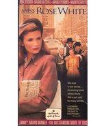 Miss Rose White (VHS Video) - $3.25
