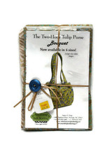 The Two-Hour Tulip Purse Bouquet Bag Handbag - Sold by the Kit (M416.18) - $29.97