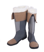 Customize The Rising of the Shield Hero Naofumi Iwatani Cosplay Boots fo... - $60.00