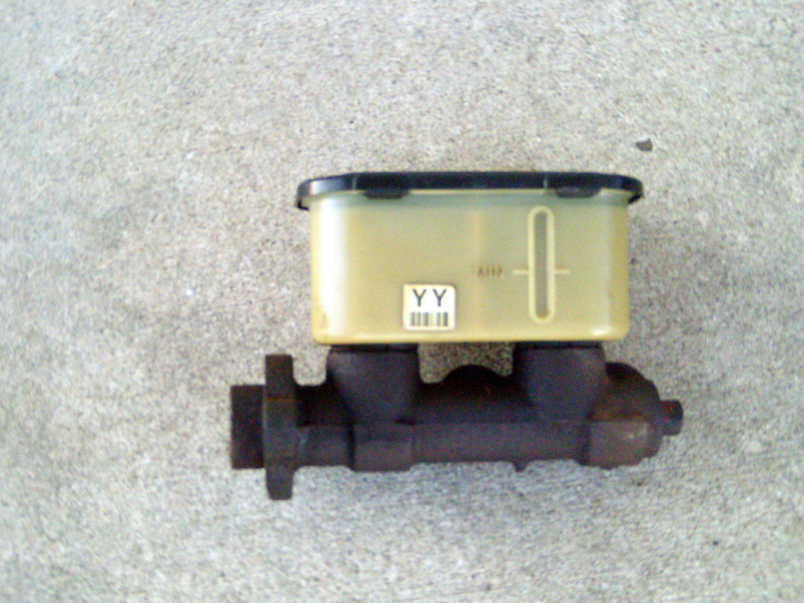 Primary image for 82 Malibu El Camino Monte Carlo Brake Master Cylinder With Reservoir And Cap