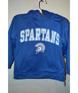 ProEdge   San Jose State Spartans Boys Impact Gear Hoodie Size XS  L  NWT - $19.19