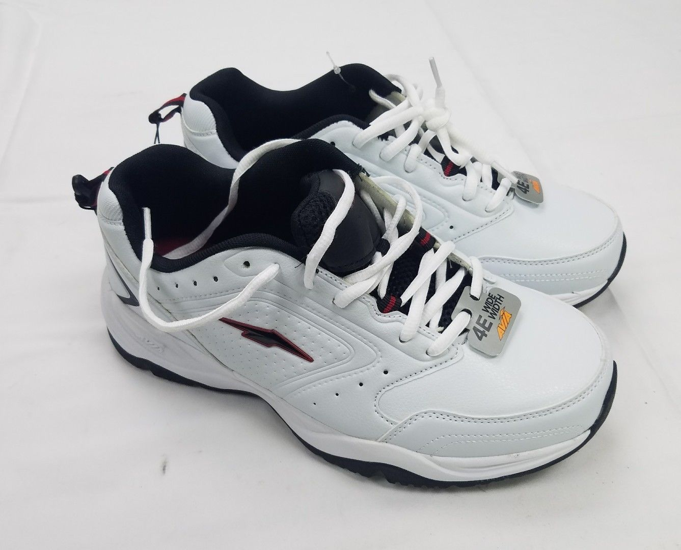 Avia Men S Front Runner Athletic Shoe Wide Width Review