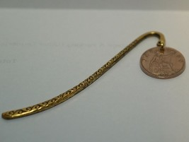 1914 103rd  Birthday Anniversary Farthing Coin Bookmark - 103rd Birthday... - $11.51