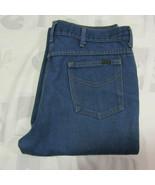 Vintage Sears Roebucks 36 X 32 Mens Blue Jeans Made In USA Sears 1970s 3... - $24.99