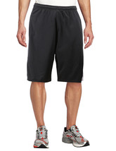 Men's Basketball Athletic Workout Active Lightweight Mesh Fitness Sports Shorts image 2