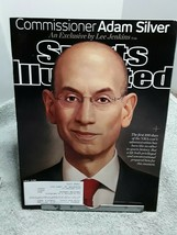 Sports Illustrated May 2014 Adam Silver NBA Commissioner - $3.95