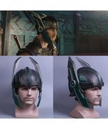 1. 2017 thor 3 ragnar k cosplay pvc helmet handmade mask new thumbtall