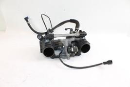 10 Triumph Thunderbird Throttle Body, Manifold Assembly. (OEM) - $195.02
