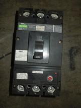Fuji Electric BU-KSA3400 400A 3p 480VAC Circuit Breaker 24VDC Shunt Trip Used - $350.00