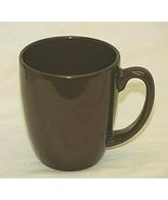 Corelle Stoneware Coffee Tea Cup Mug Brown Hot Chocolate Mug - $16.82