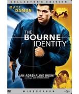 The Bourne Identity (DVD, 2003, Widescreen) - $3.87
