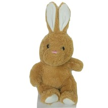 "Hug Fun International Easter Bunny Brown Rabbit Plush Stuffed Animal 12"" - $12.67"