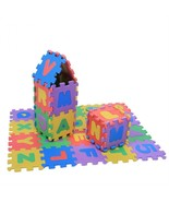 Baby Puzzle Mats Numbers Letters Carpet Kids Playing Crawling Pad Toys F... - $12.99