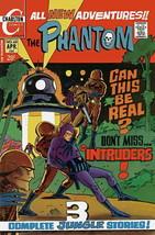 Phantom, The (1st Series) #49 VG; Charlton | low grade comic - save on shipping - $13.99
