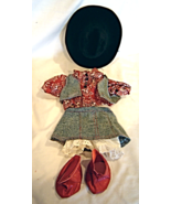 "Tender Treasures 10"" to 15"" Bear Western Girls Outfit  Vest Boots Cowbo... - $19.99"
