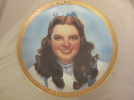 DOROTHY collector plate WIZARD OF OZ - PORTRAITS FROM OZ Blackshear - $47.99