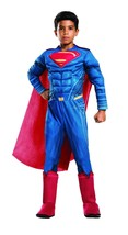 Rubie's Dawn of Justice Superman Deluxe Muscle Chest Halloween Costume 6... - $860,96 MXN