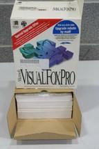 Microsoft Visual FoxPro 3.0 Upgrade (Pro Edition) Complete - $31.79