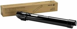 Xerox 106R01439 Phaser 7500 Black High Capacity Toner Cartridge - $404.99