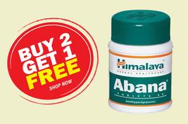 Himalaya Herbal Healthcare Heart Care/ Abana Tablet 60 count,  Buy 2 get... - $9.42