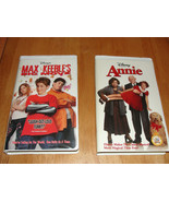 Disney Presents : Annie  VHS  2000 Kathy Bates Alan Cumming - $3.36
