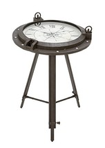Deco 79 Metal Clock, Table 24 by 19-Inch - $118.87