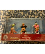 New Disney Mickey Mouse Clubhouse Figure Play Set - $28.19