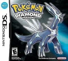 Pokemon: Diamond Version (Nintendo DS, 2007) - $24.74