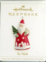 2006 Hallmark Keepsake Ornament - St. Nick  - $3.95