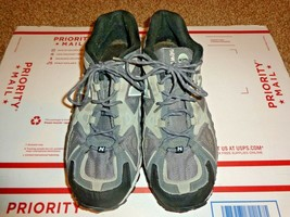 New Balance Womens Gray Running Tennis All Terrain Shoes Size 11 CW470BS... - €21,20 EUR