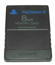 Playstation Memory Card 8MB for Playstation 2,PS2 - Official Sony Memory... - $12.94 CAD