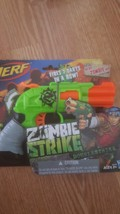 NERF, Zombie Doublestrike Blaster - New! - $9.50