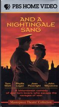 And A Nightingale Sang (VHS Video) PBS Home Video - $7.00