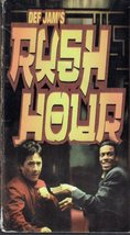 Def Jam's Rush Hour (VHS Video) - $7.00