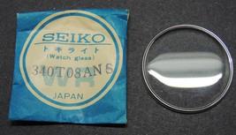 Genuine Seiko Watch Crystal 340T08ANS 34. mm  6119  Japan - $34.29