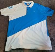 Puma Golf- Men's Polo USP Large - $27.95