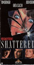 Shattered (VHS Video) - $7.00