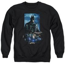 Batman Arkham Knight - Batmobile Adult Crewneck Sweatshirt Officially Li... - $29.99+