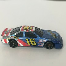 Racing Champions Nascar Stock Car Toy Race #16 Ted Musgrave Family Channel 1993 - $4.00