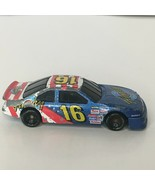 Racing Champions Nascar Stock Car Toy Race #16 Ted Musgrave Family Chann... - $4.00