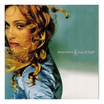 Madonna  (Ray Of Light) - $2.25