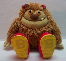 "Hallmark Interactive Story Buddy BIGSBY BROWN MONSTER 11"" Stuffed Animal - $24.74"