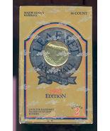 1992 Leaf Baseball Wax Pack Box Card Set Series 2 TWO II  - $22.99