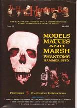 The House That Hammer Built Magazine #14 Models Mattes & Marsh Horror - $15.95