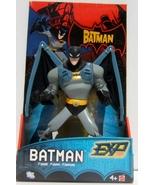 "DC Mattel Batman Bruce Wayne Jumbo Wing 10"" Extreme Power Action Figure MOC - $49.95"