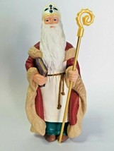 Hallmark Keepsake Ornament St. Nicholas - Christmas Visitors -1995 1st i... - $8.86