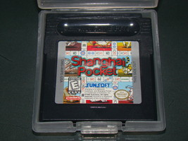 Nintendo GAME BOY - SUN SOFT - Shanghai Pocket (Game and Case) - $6.50